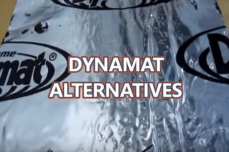 The best Dynamat alternative: Dynamat, Hushmat, Kilmat. and Fatmat comparison.