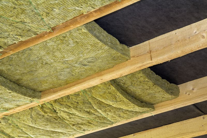 How To Soundproof A Basement Ceiling, Diy Basement Ceiling Insulation Installation