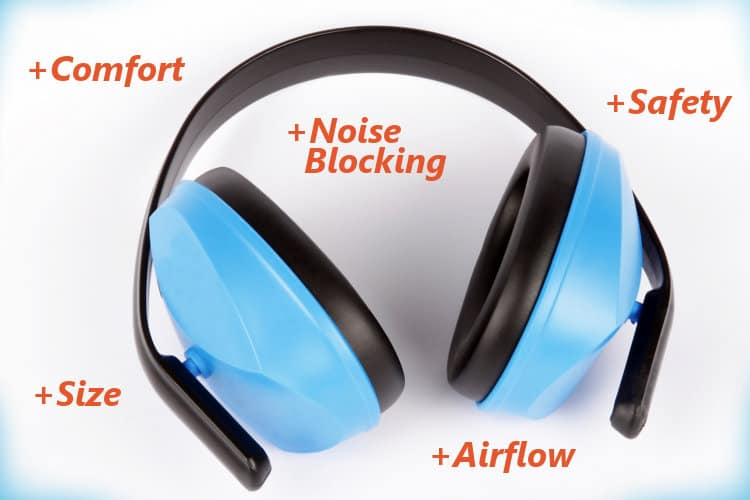 What to look for in best noise blocking earmuffs for sleeping.