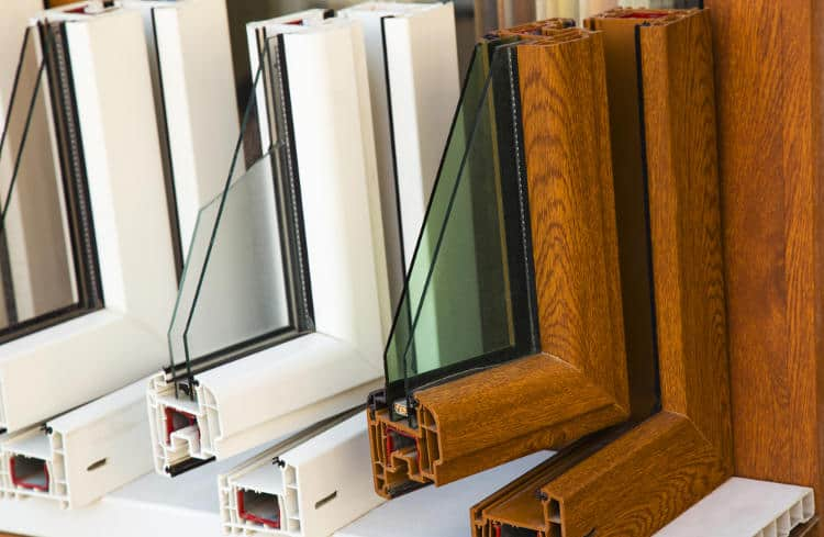 Replace the old windows with new soundproof double-pane windows.