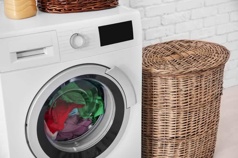 How to reduce the vibration and overall soundproof a washing or drying machine.