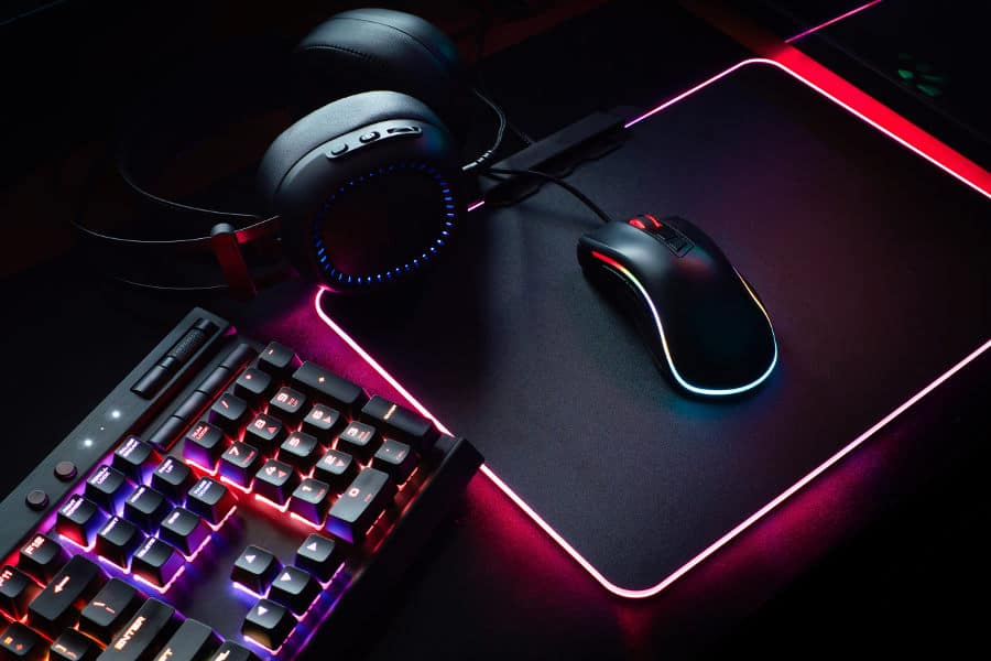 The best silent gaming mouse for noiseless clicking.