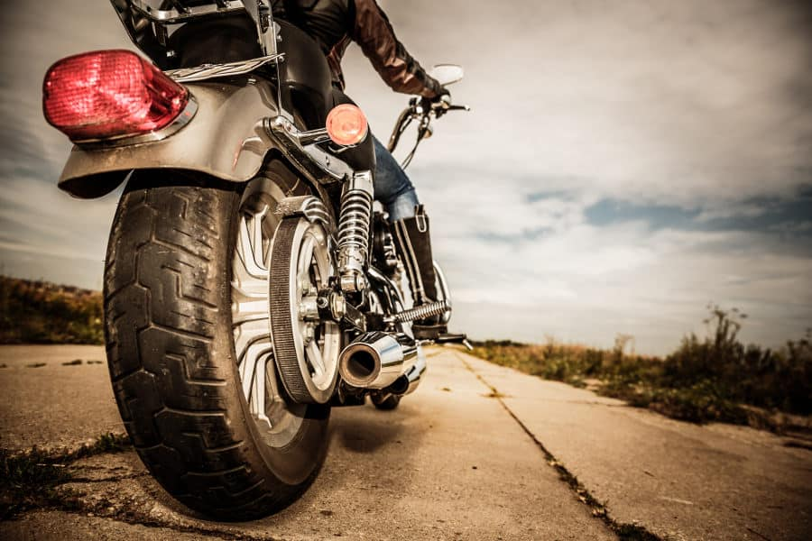 Learn how to make a loud motorcycle exhaust quieter.