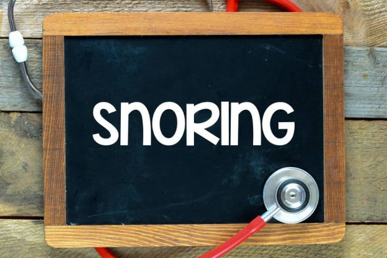 White noise for snoring. Mask your partners snoring.