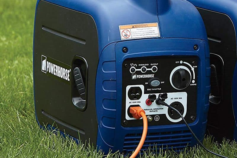 Best Quiet Portable Generators 2019 Great For Camping And