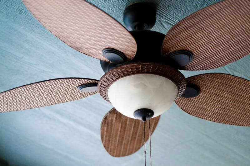 Ceiling Fan Making Noise How To Fix A