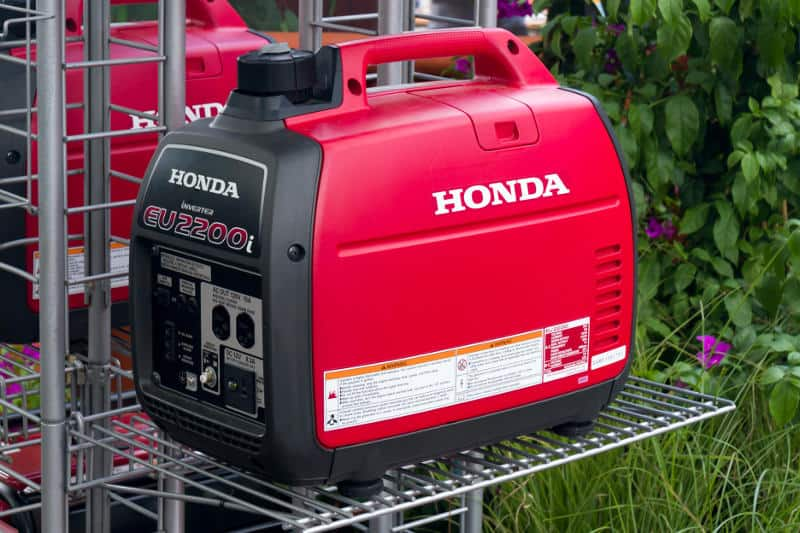 Best Quiet Portable Generators 2019 (Great for Camping and RVs)