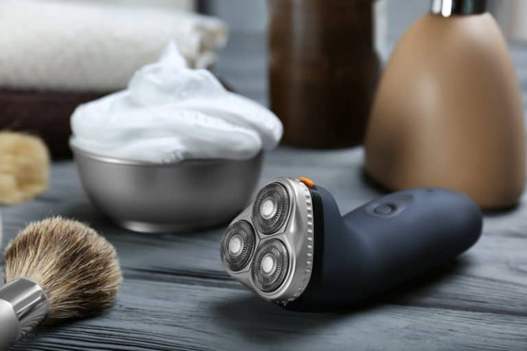 What are the best quiet electric shavers for men.