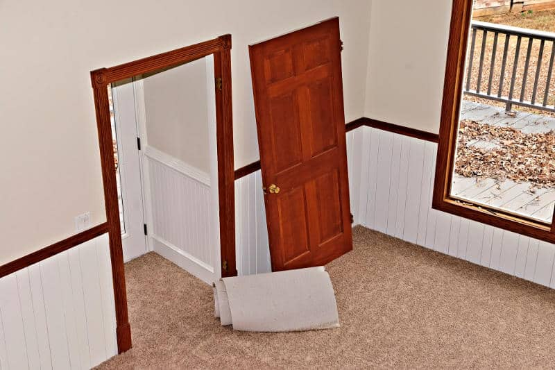 How to soundproof interior doors (Interior vs exterior doors).