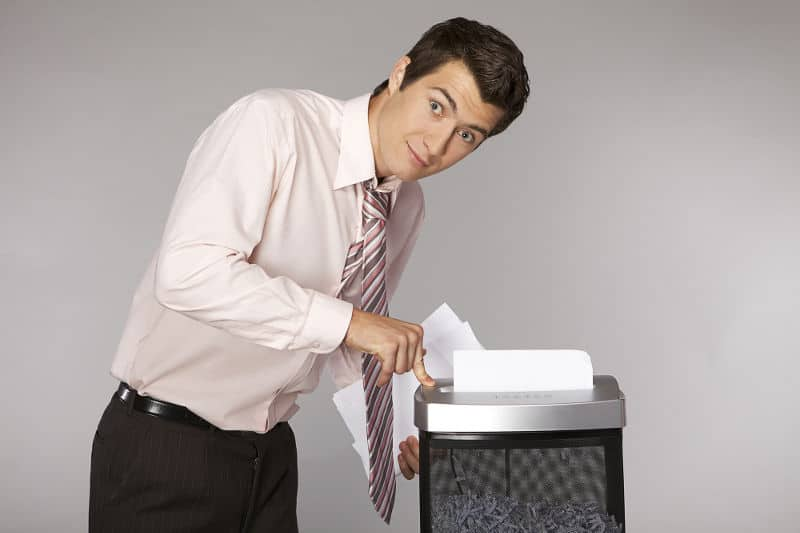 List of best quiet paper shredders for offices.