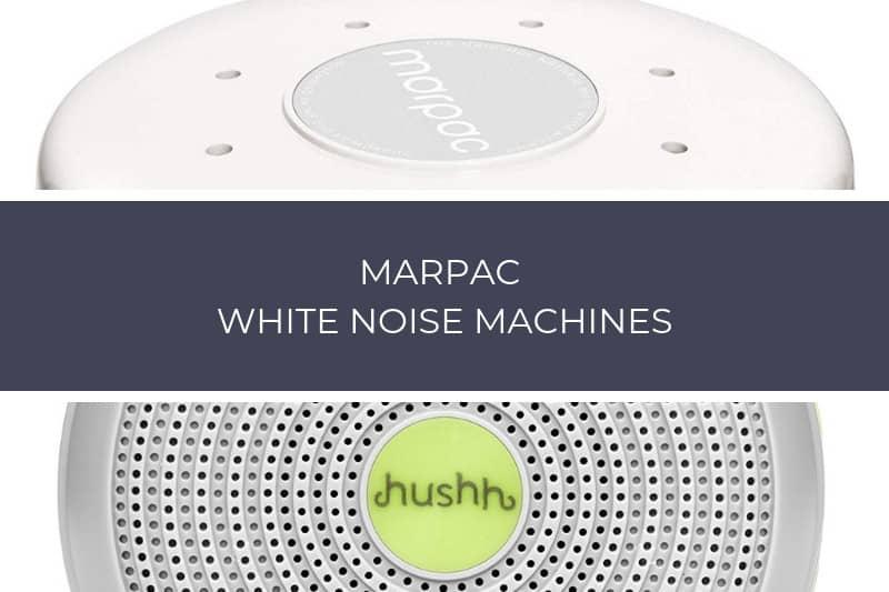 Marpac Hushh vs. Marpac Rohm vs. Marpac Whish vs. Marpac Dohm