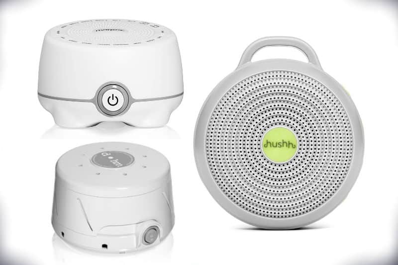 White noise machines - Read more.