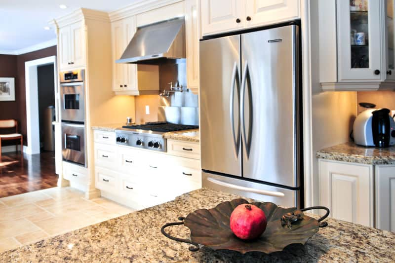 How to reduce refrigerator noise.