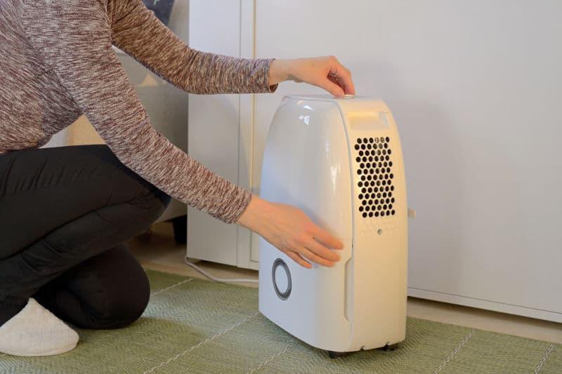 Best quiet dehumidifiers for bedrooms.