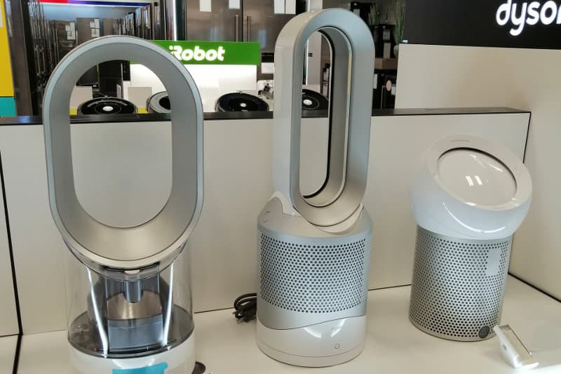 Are Dyson fans really quiet?