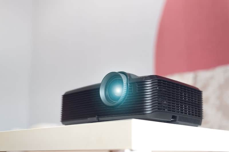 Best quiet projectors for game rooms and home theaters.