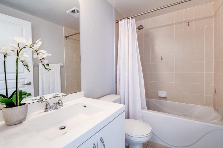 How to soundproof bathroom walls.