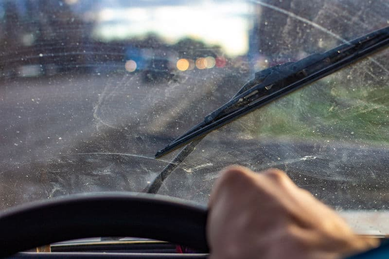 Easy ways to fix squeaky windshield wipers.