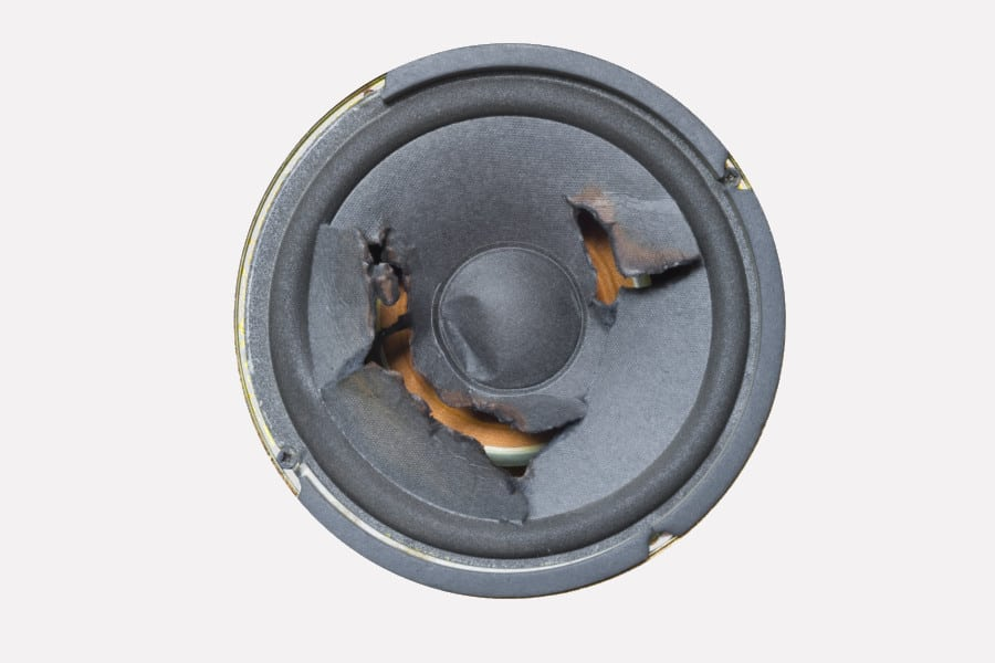 How to Fix a Blown Speaker  Home Setup or Car Audio Solution