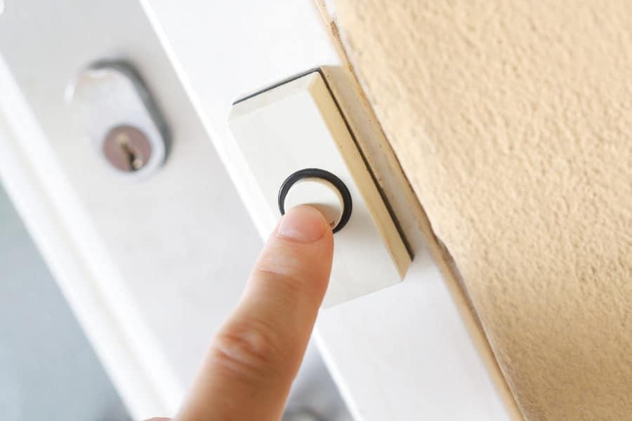 Doorbell ditch - prank your noisy neighbors.