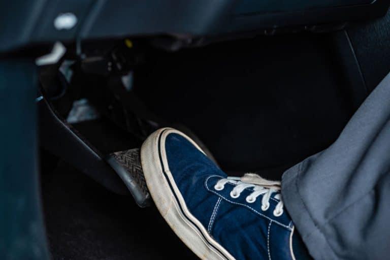 Why does a car squeak when braking.