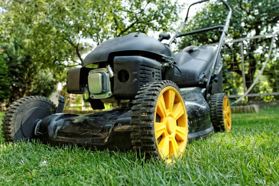 Why lawnmowers are so loud and how to make them quieter.