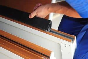 Secure the gap with the best garage door seal.