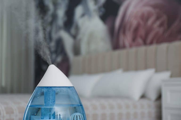 List of the best and quietest humidifiers for bedrooms.