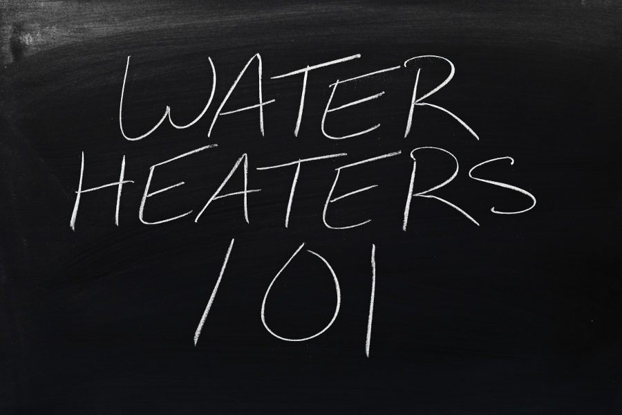 Water heater noise overview.