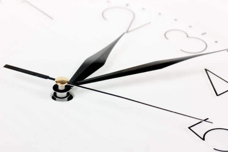 Best silent clock mechanism.