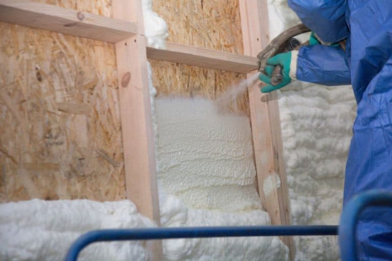 Reduce noise with acoustic spray foam insulation.