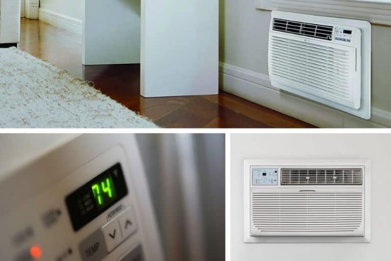 Searching for the best and quietest through-the-wall air conditioner.